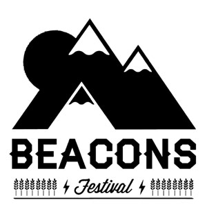 "GALAXIANS ""PARTY MASTERCLASS"" SAYS REVIEW OF BEACONS FESTIVAL"