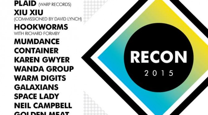 GALAXIANS @ RECON FESTIVAL // OCTOBER 2015