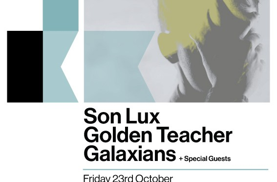 Beacons Metro @ Headrow House // Son Lux // Golden Teacher // Galaxians // 23.10.15