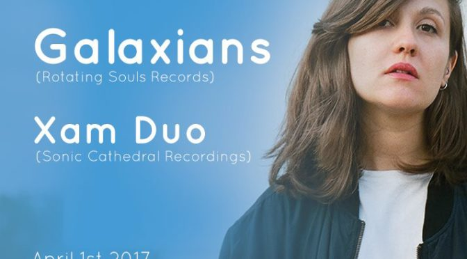 JESSY LANZA (Hyperdub) // XAM DUO (Sonic Cathedral) // GALAXIANS – Leeds College of Music 01.04.17